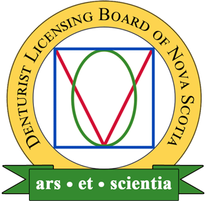 Denturist Licensing Board of Nova Scotia logo